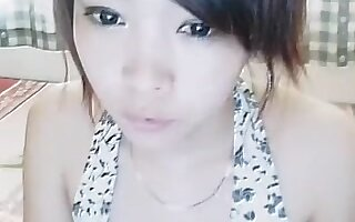 My ebony bust and ass revealed on free amateur webcam