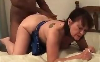 Fat ass bitch begs me to fuck the living hell out of her