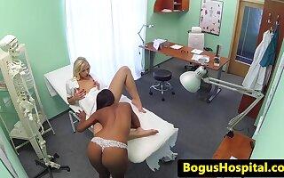 Amateur ebony pussylicking nurses juicy vag