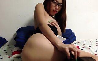 Hottest homemade Stockings, Foot Fetish porn scene