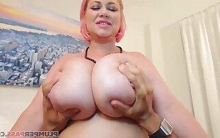 Camerman's Penis - Samantha 38g - Beamy milf