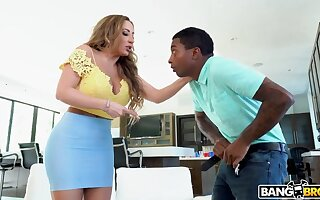 In favour old fashioned spanking by hot white maw Richelle Ryan